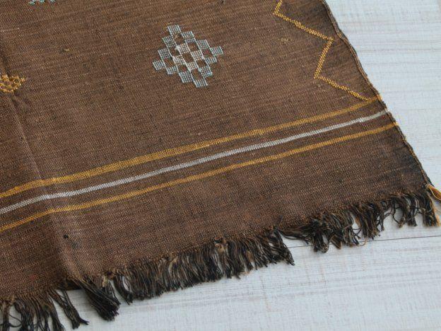 tapiz vintage kilim. dar amïna