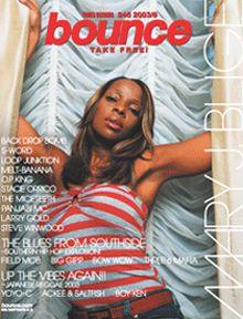 bounce 245号 - メアリーJ・ブライジ