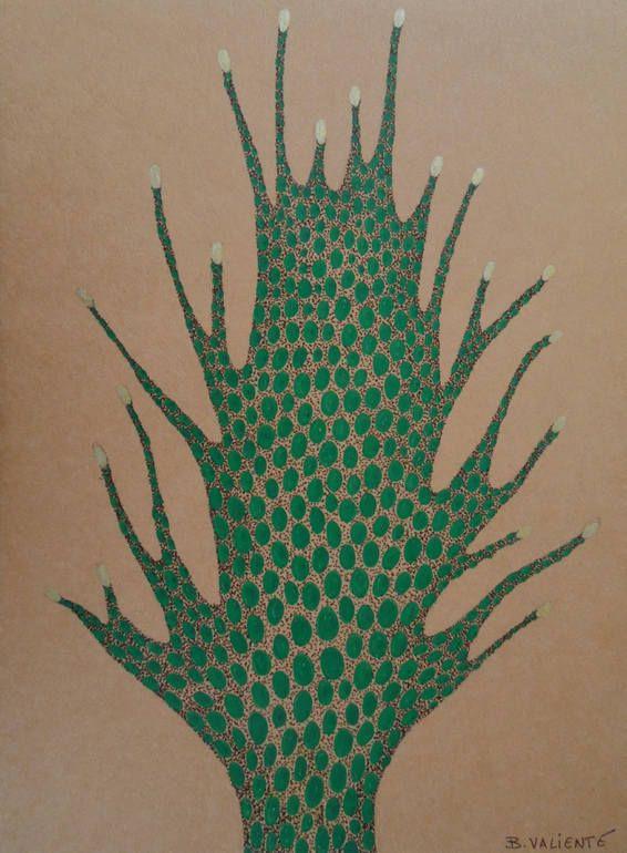 Botanical anatomy IV, Beatriz Valiente
