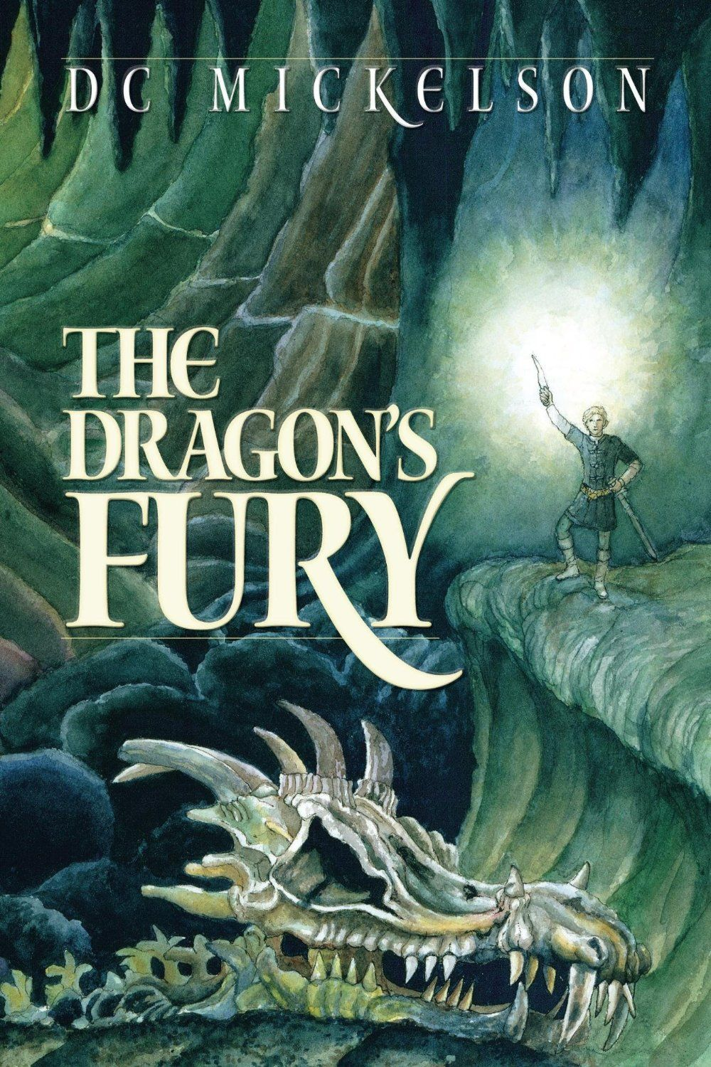 The Dragon's Fury by D Mickelson (4.99) I was quickly