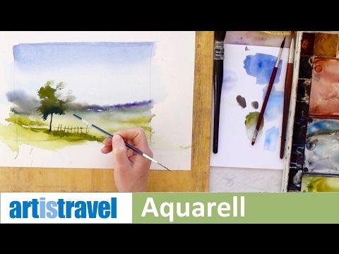 Yoshi Mit Apfel Gemalt Mit Aquarellstifte Aquarell Malen