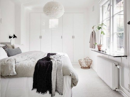slaapkamer scandinavisch - Google zoeken | Room decor | Pinterest ...