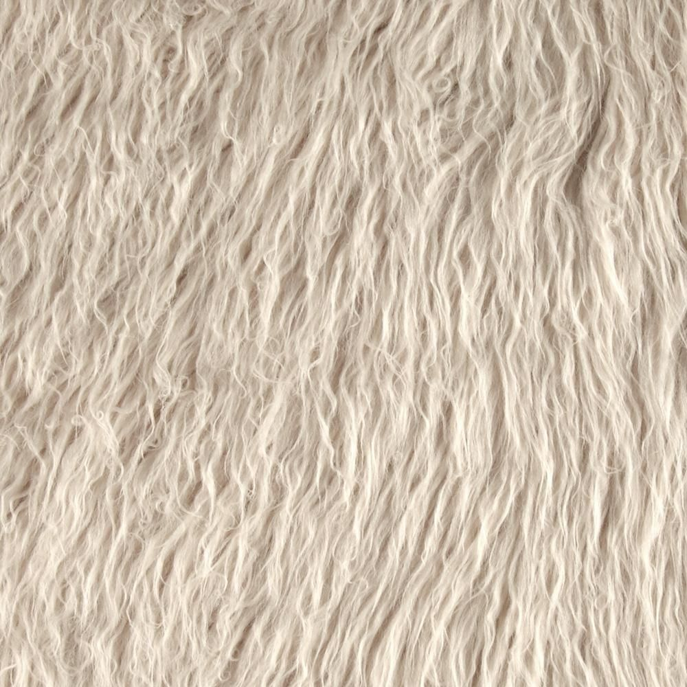 Alpaca Faux Fur Latte from @fabricdotcom  This soft faux fur fabric has a 2 1/2'' - 3'' long pile. It's perfect for stuffed animals, faux fur jackets and vests, pillows and throws.