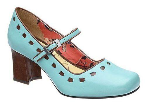 58f434e31c4 Compre Online Sapato Retrô Feminino Sophia Loren - Frete Grátis ...