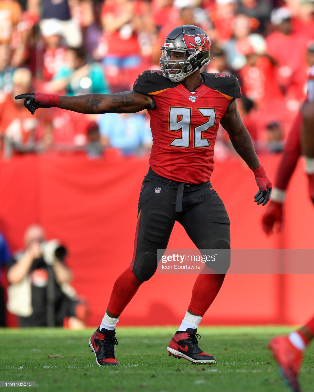 Tampa Bay Buccaneers Defensive End William Gholston During The Second In 2020 Tampa Bay Tampa Bay Buccaneers Tampa Bay Bucs