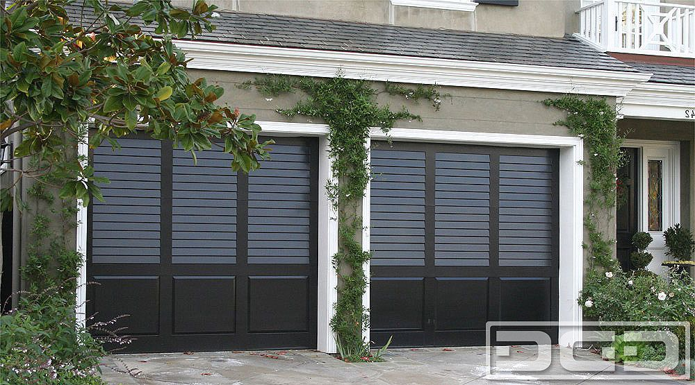 chi garage polyurethane micro cottage grooved backyard installation doors look painting review delectable door after commercial price