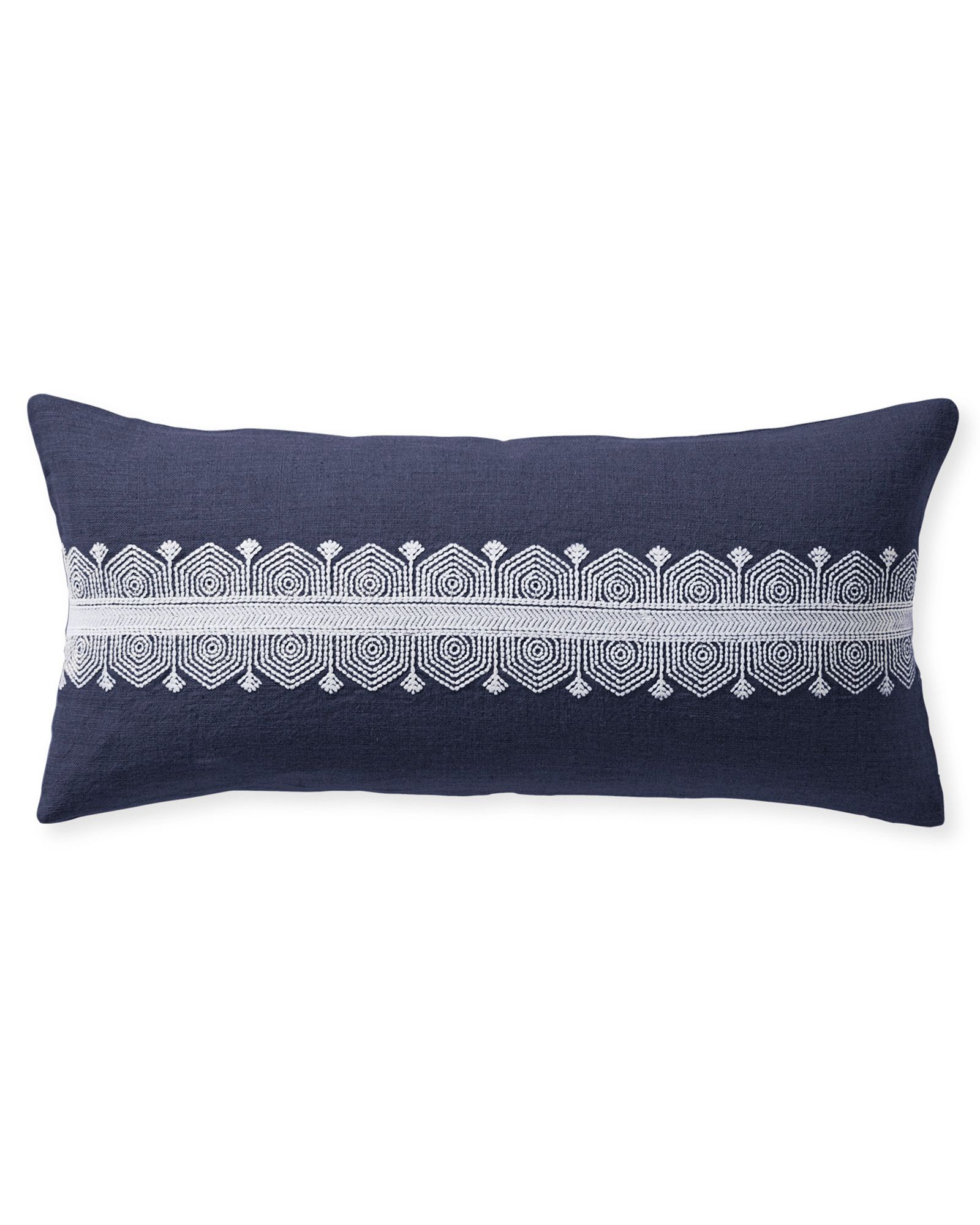 Olympia Pillow Coverolympia Pillow Cover Navy Joy In 2018