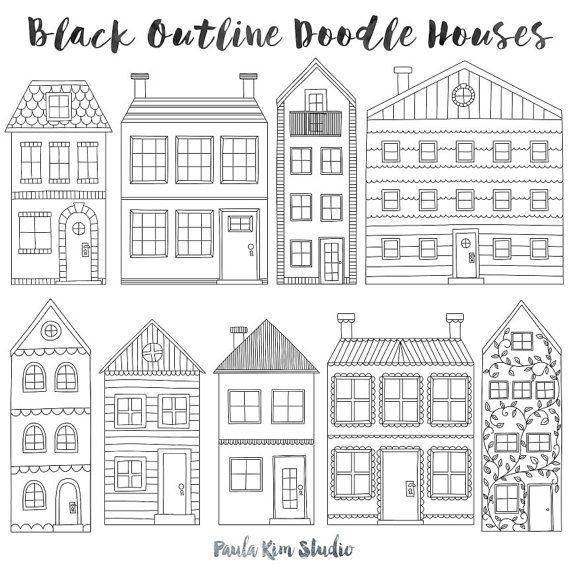 Good Ideas House Clipart Clip Art House Outline