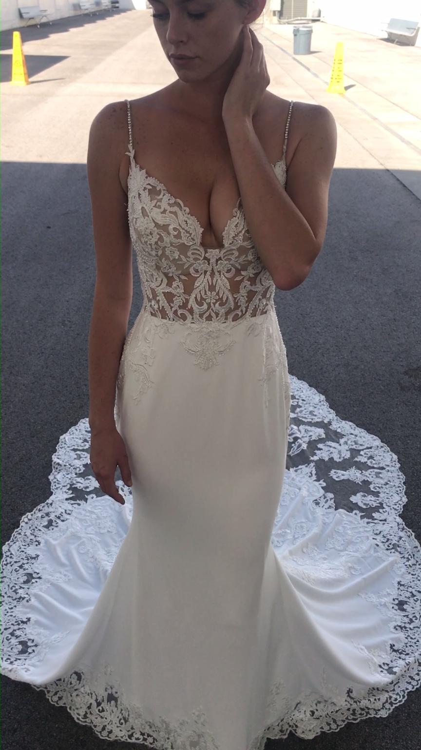 Enzoani Wedding Dress Size Chart
