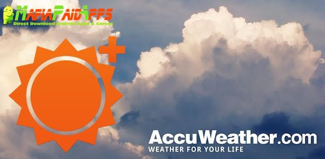 AccuWeather Platinum v5.2.1paid Apk for Android (With