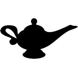 Disney Hand Silhouette Google Search Genie Lamp Tattoo