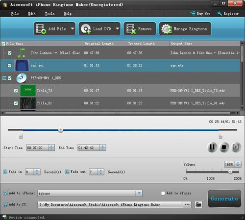 How To Create Your Own Ringtone For Iphone Iphone Ringtone Best Smartphone Iphone