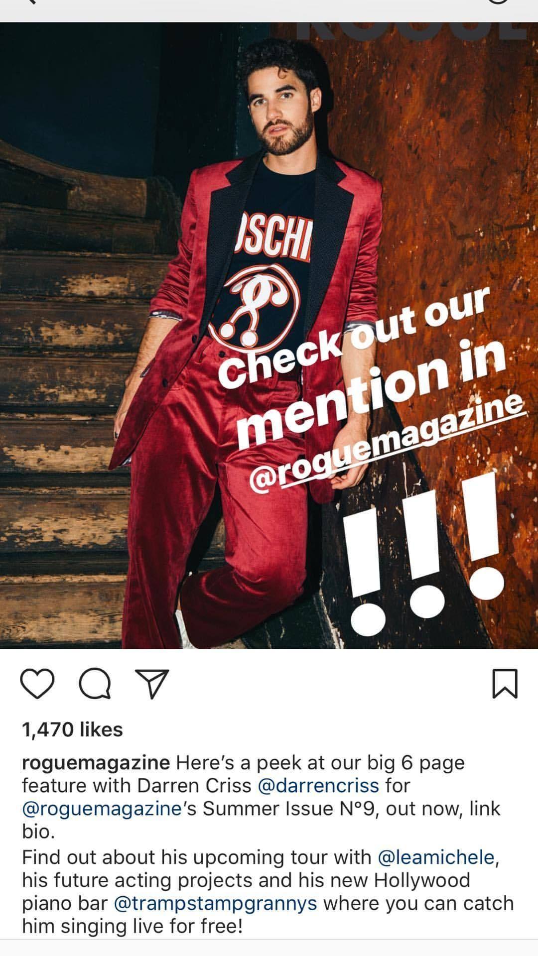 Via Tramp Stamp Grannys Instagram Story June 23rd 2018 Darren