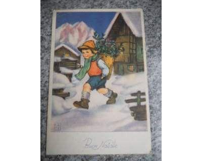 Cartolina buon Natale Rara Look! a Monza Kijiji: Annunci