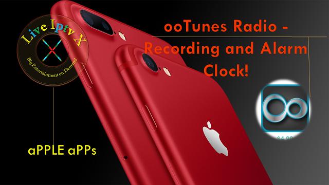 ooTunes Radio Recording and Alarm Clock App (Updated
