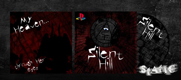 Silent Hill Box Art Cover Box Art Silent Hill Art