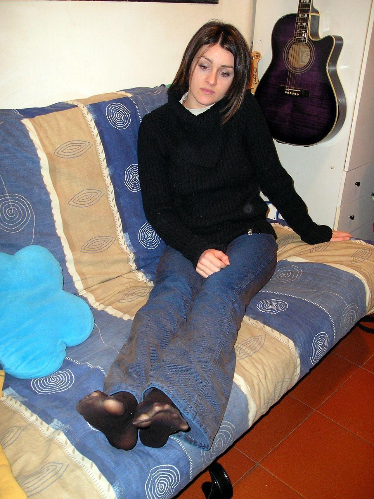 Pantyhose Candids-6170