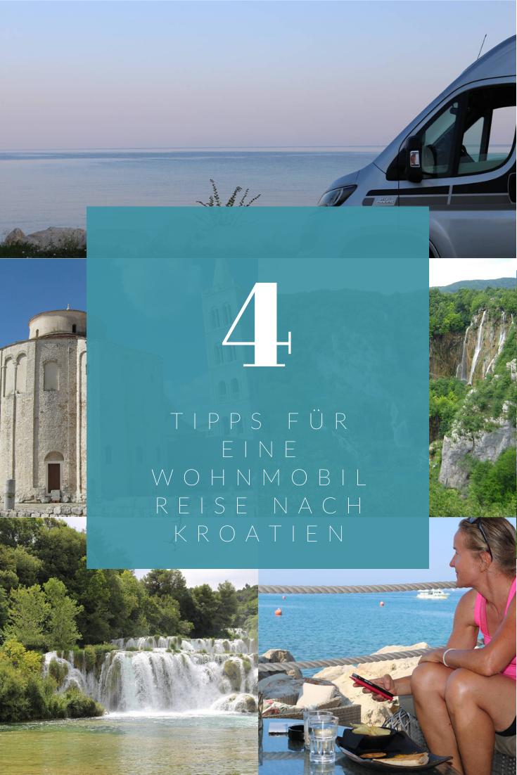 10 Tipps für einen Wohnmobil-Urlaub im Norden Kroatiens in 10