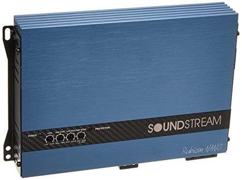 3f23ae4522bbb373b74b9a7ae5c9425c soundstream rn1 2000d rubicon nano 2000w class d 1 channel  at gsmportal.co