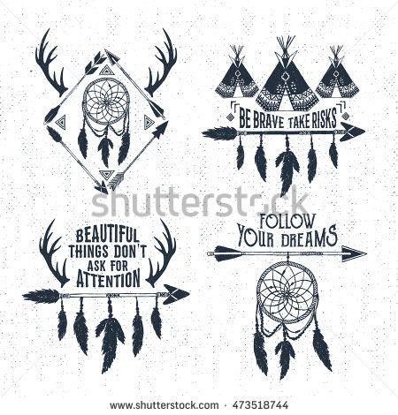 Dreamcatcher Native American Women/'s Tee Image by Shutterstock