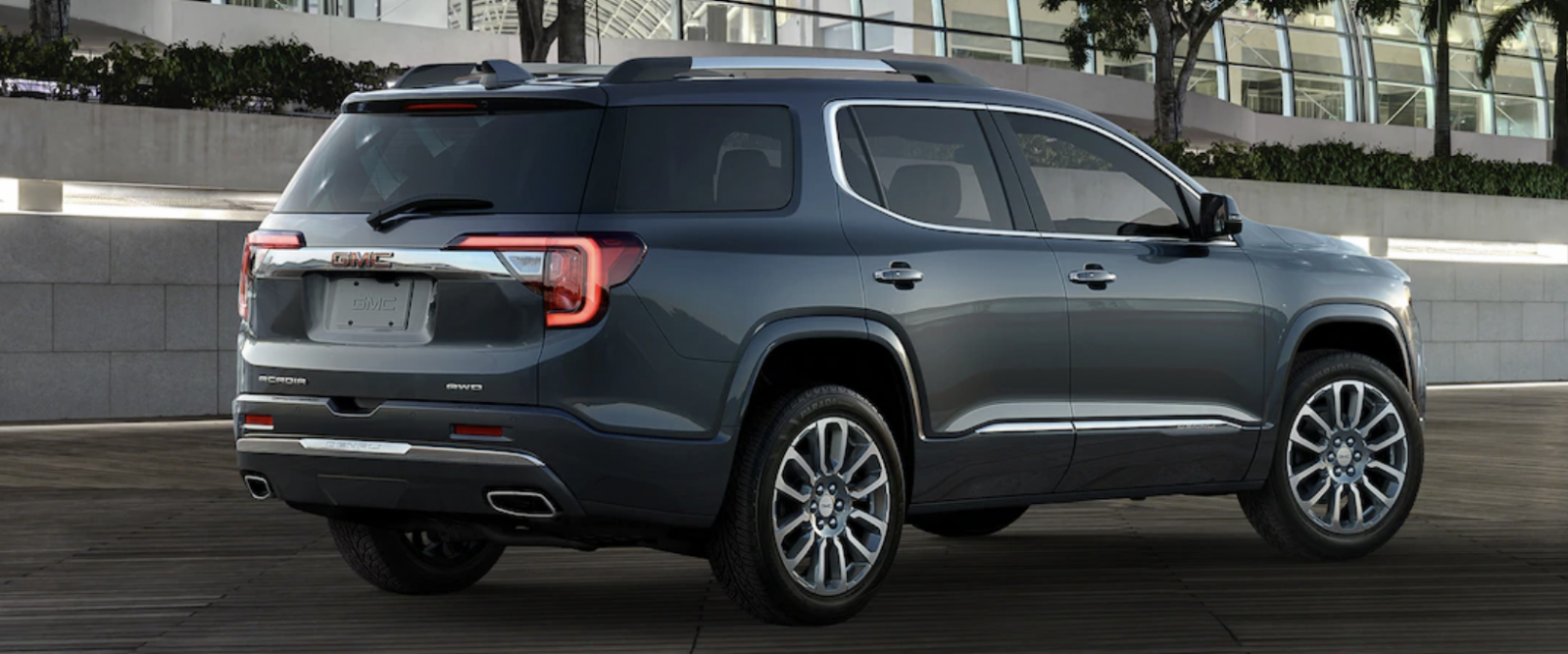 2020 Gmc Acadia Sl In 2020 Acadia Denali Best Rated Suv Gmc