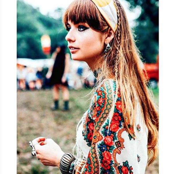 Photo of Hippie Og fargerik