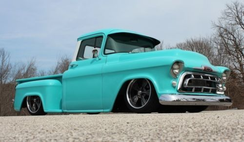 Restomods For Sale Classic Pickup Trucks Chevy 57 Chevy Trucks