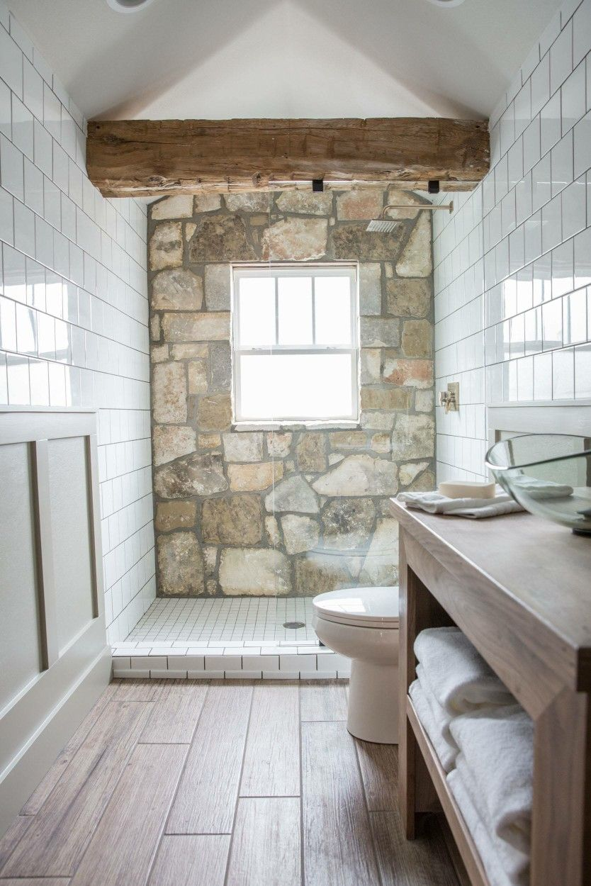 Awesome bathroom from Fixer Upper \