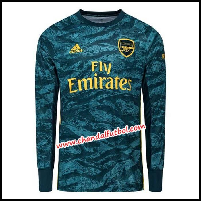 Nuevas Camiseta Arsenal Portero 2019/20 Contrareembolso en ...