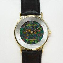 Pierre Cardin Ladies Opal Face Watch