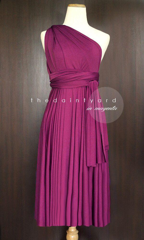 5297af7d0f8 SAMPLE SALE - Last piece! Maxi infinity convertible Bridesmaid dress ...