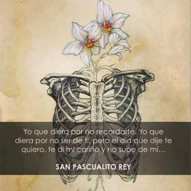 San Pascualito Rey.