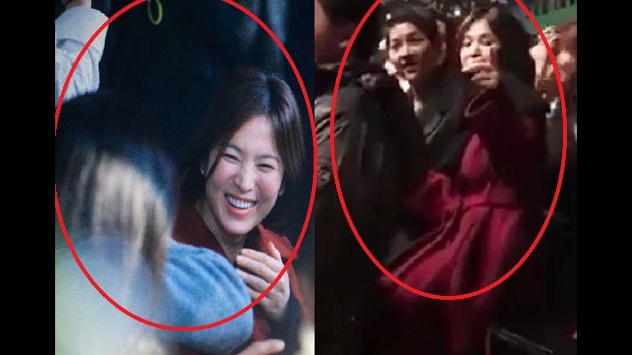 Joong Ki dating canzone Hye Kyo