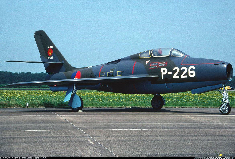 #Republic F-84F Thunderstreak