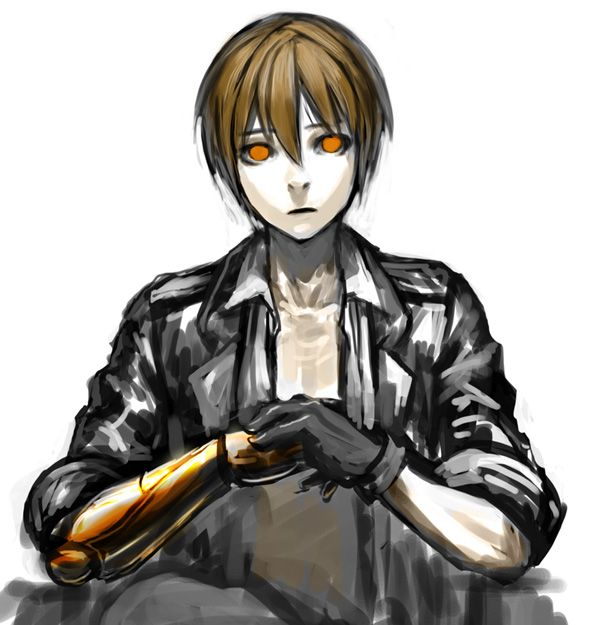 Image Gallery human android male anime
