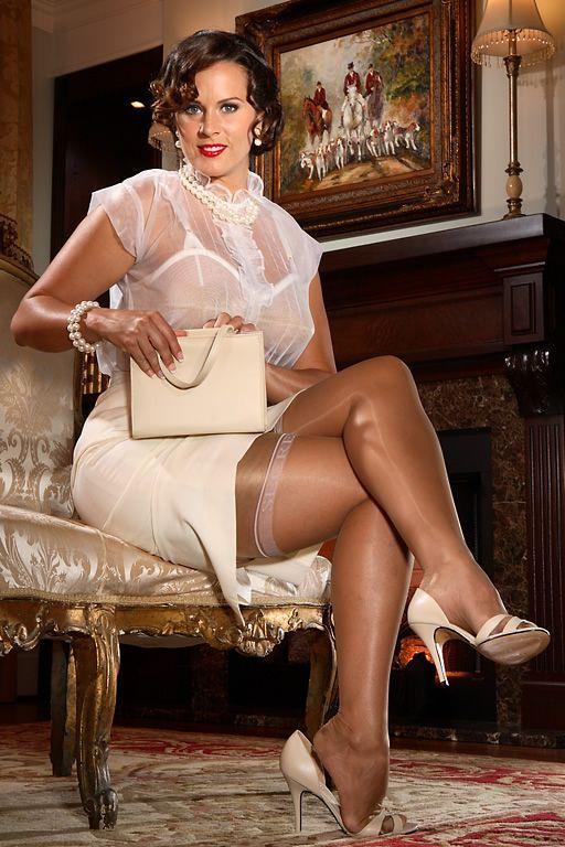 Casey deluxe sexy suspender dance von 2012 - 3 part 7