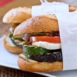 awww freak yeah. My kind of veggie burger.