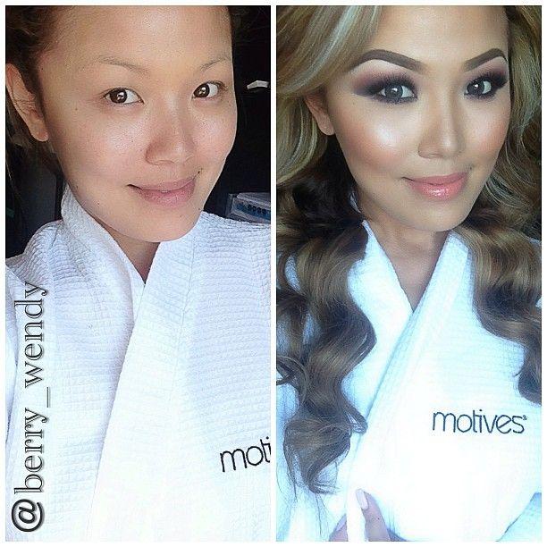 The Wonders Of Make Up Maquiagem Antes E Depois Cabelo E Beleza