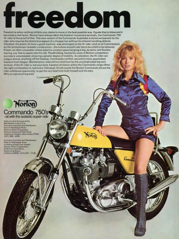 1967 BSA VINTAGE MOTORCYCLE AD POSTER PRINT 36x27 STYLE B 9MIL PAPER