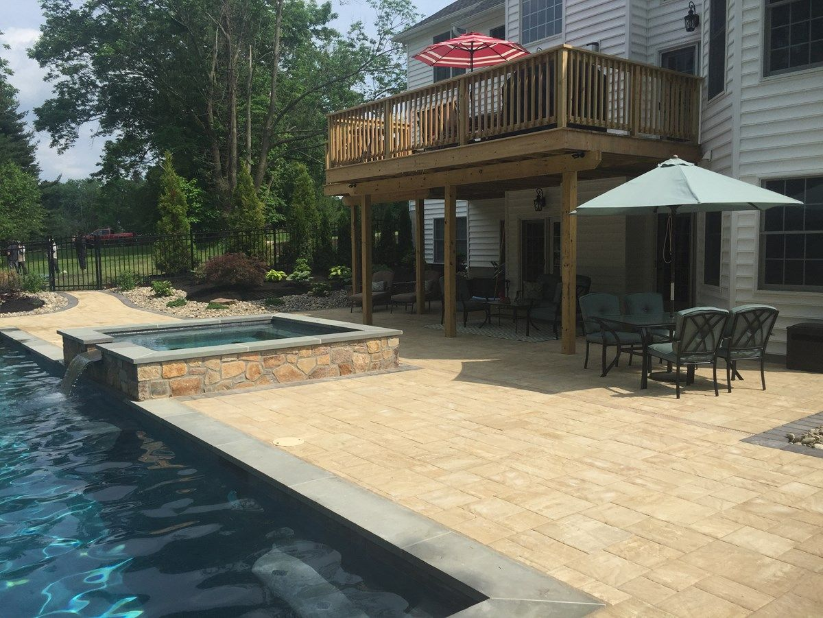 EP Henry Pavers In Bristol Stone, Phoenix Outdoor Patios, Outdoor Living,  Outside Living