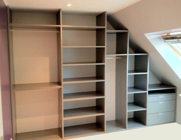 comment construire un dressing pour pas cher plan de. Black Bedroom Furniture Sets. Home Design Ideas