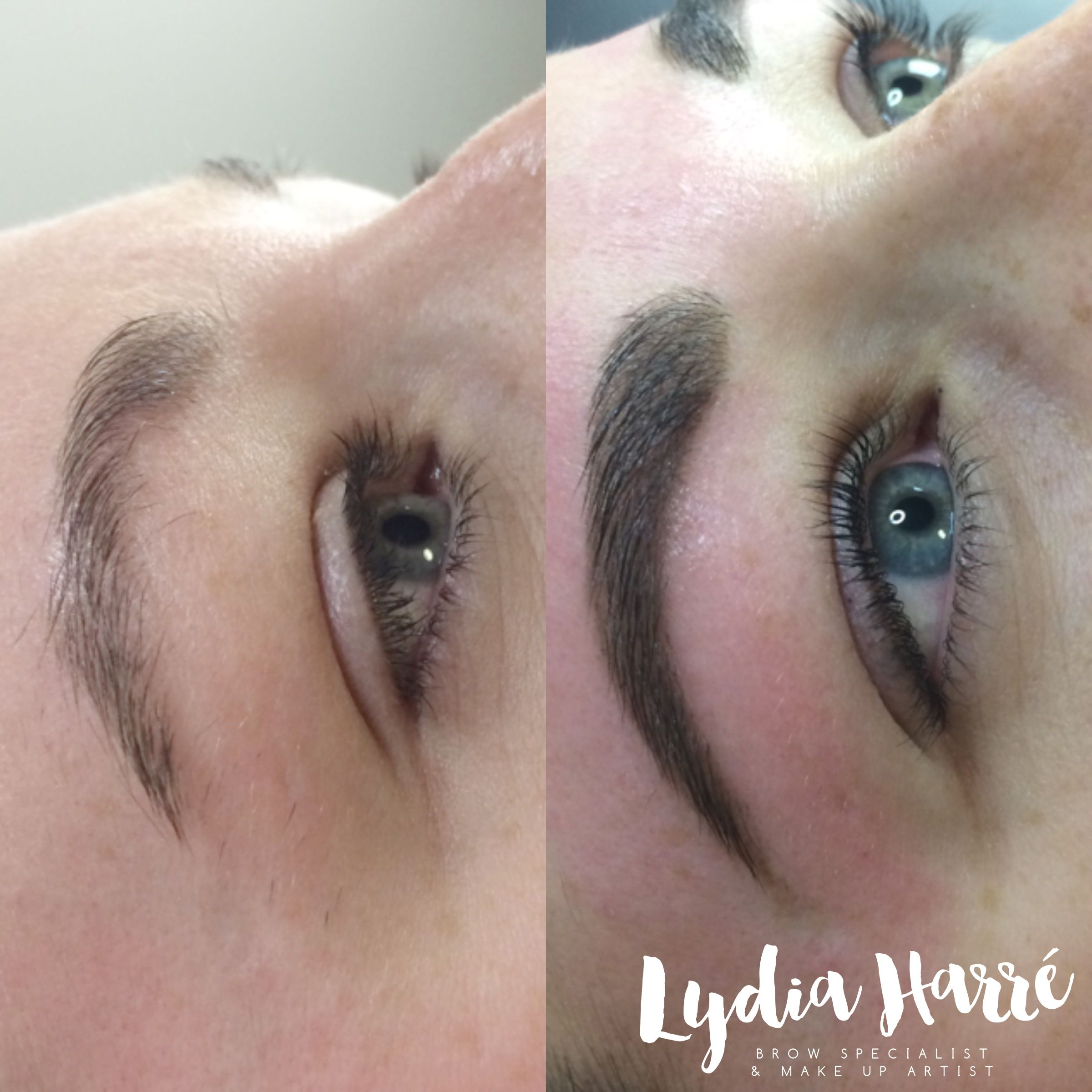 Bespoke Brow Design by Lydia Harré. Let me Wax, Tint & Shape your ...