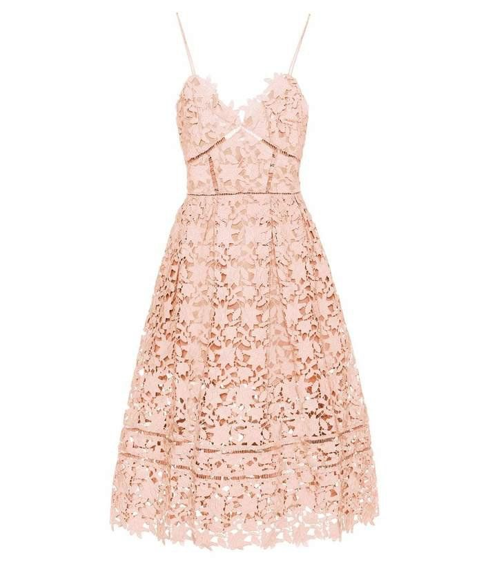 Pin for Later: No Girlie Girl Will Be Able to Resist These Sweet Wardrobe Essentials A Sweet Party Dress