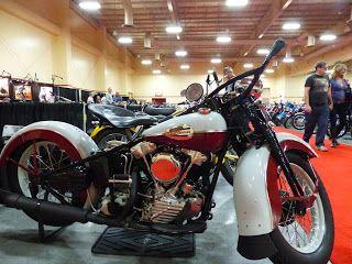 1946 Harley Davidson Knucklehead For