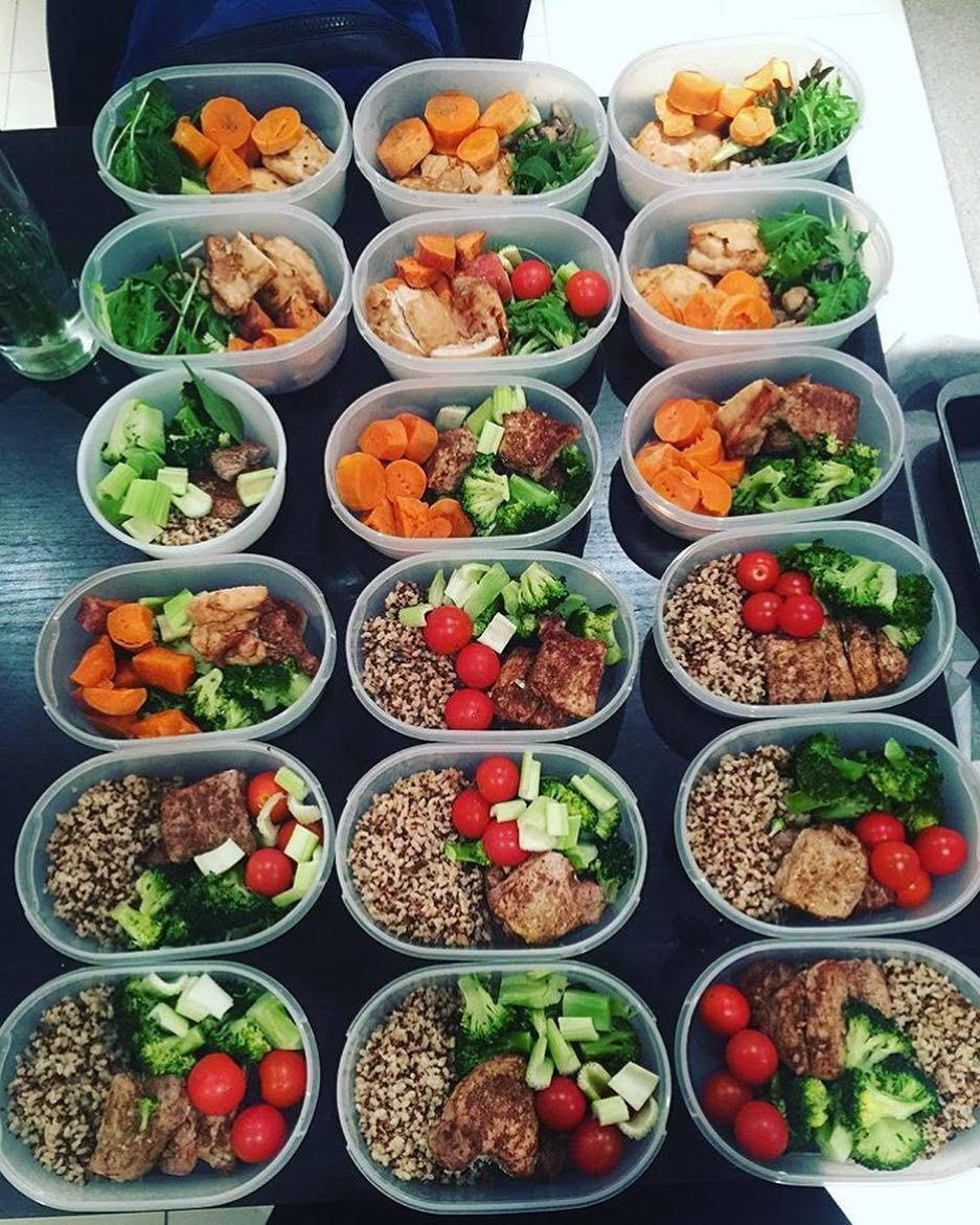The Best Meal Prep Containers For Clean Eating Meal Prep