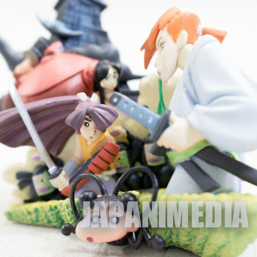 Details About Crayon Shin Chan Movie Mini Diorama Figure Unkokusai