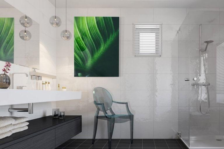 Wanddecoratie inspiratie iedere soort ruimte badkamer foto s