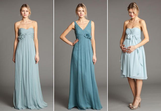 What Should My Pregnant Bridesmaid Wear? | Pregnant bridesmaid ...