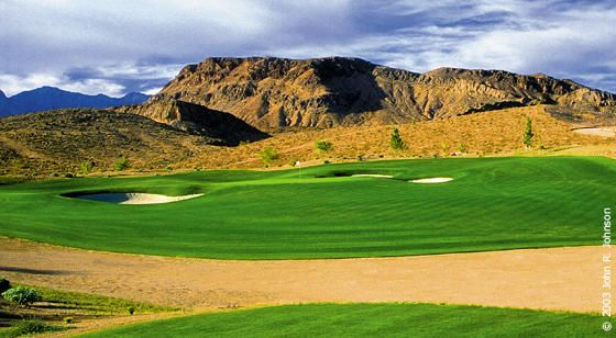 Bear's Best in Las Vegas, Nevada.  #ClubCorp #GreensInTheDesert