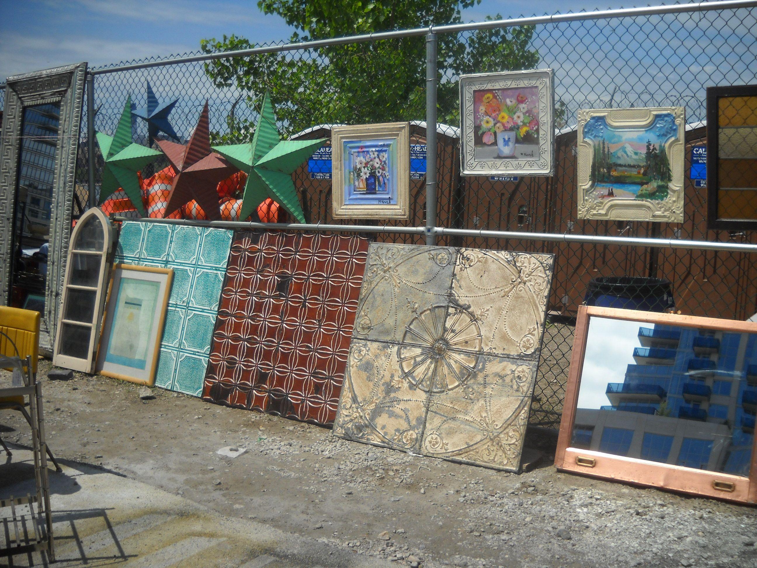 Flea Market tiles Fleas, Brooklyn flea market, Brooklyn flea